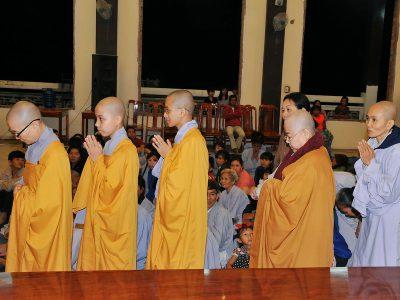 Đêm Giao Thừa Ấm Cúng Tình Yêu Phật Đạo