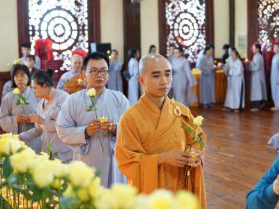 Đại Lễ Phật Thành Đạo Năm Mậu Tuất
