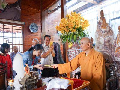 Sư Phụ Chúc Tết Đêm Giao Thừa Xuân Kỷ Hợi