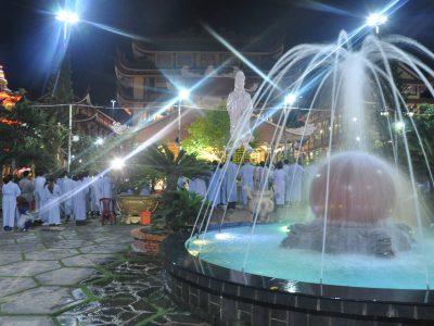 Đón Giao Thừa Xuân Kỷ Hợi 2019