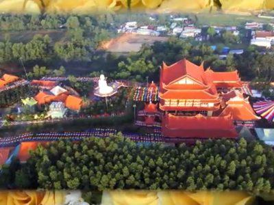 Hình ảnh Chùa Long Hương trước đại lễ Vu Lan PL 2563- Kỷ Hợi – 2019