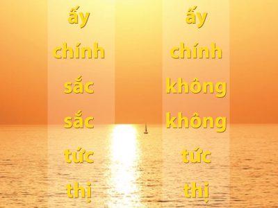 Nhạc Nền Bài TINH TUÝ BÁT NHÃ BA LA MẬT ĐA
